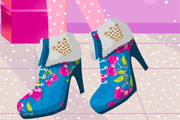 Modern Shoes – Decorating Games
