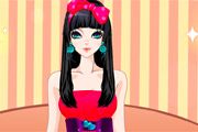 Make Up Game – Dress Up Game – Design a Dress