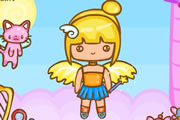 Fairy Doll Coloring Games