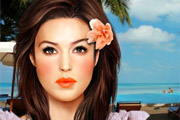 Monica Bellucci Make Up Game