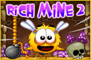 Dwarves Collect Diamonds In The Mine Game