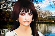 Penelope Cruz Make Up Game