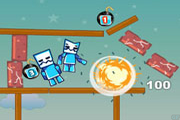 Little Robot Game – Action Games