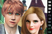 Emma Watson Make Up Game
