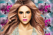 Shakira Make Up Game