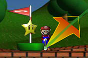 super mario igra minigolf