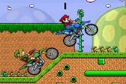 Super Mario Igra Vožnje Motora Korsera