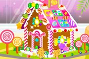 Torta Kuća Igra Ukrašavanja