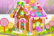 Cake House Decoration Game