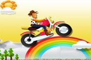 Toy Story Igra Vožnje Motori Kroseri Igrice