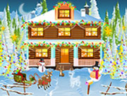 Božićni Dekor – Igra Dekoriranja Kuće