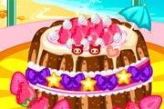 Fruit Cake – Bake A Cake Games