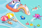 Water Park – Decoration Game