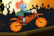 Zombi Vozi Motor – Noć Vještica