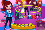 Top Model Dress Up Games
