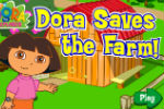 Dora the Explorer Games – Farm Game