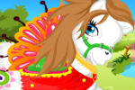 Pony Dress Up Game – Horse Dress Up Game