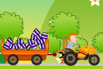 Farmer's Tractor Game – Funny Games