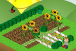 Zaljevanje Vrta Igrica – Igrice Farma Igre za Djecu