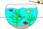 Akvarij Bojanje Igrica
