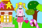 Igrica Barbie Bojanje – Barbi Igrice