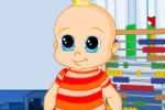 Baby With A Tuft – Dress Up – Baby Games for Girls