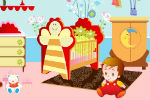 Baby Room Decoration Games