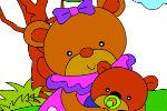 Igrica Medvjedi Bojanka – Igre Bojanja