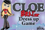 Igrica Bratz Cloe Oblačenje – Igre Bratz za Djevojčice