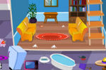Big House Clean Up – Cleaning The House Games