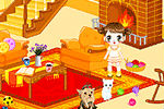 Nova Kuća Uređivanje – Igre Dekoracije za Djevojčice
