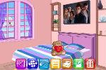 Dječja soba uređivanje – Igre Dekoracije za Djevojčice