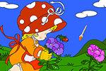 Igra Djevojčica u Vrtu Bojanka