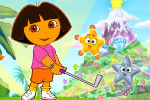 Play Golf with Dora The Explorer