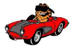 Bojanje Garfield Bojanka – Garfield Igre