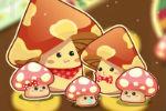 House Mushroom Decoration Games