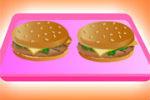 Ljetni Hamburger Igrica – Igre Kuhanja