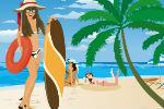 Hana Montana Na Plaži Oblačenje