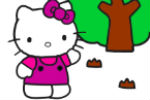 Bojanje Hello Kitty – Bojanka Igrica