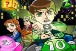 Ben 10 Carting Race – Driving Map