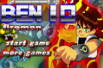 Ben 10 Destroys Aliens – Aliens Games