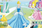 Cinderella Dress Up Game – Dress Up Games