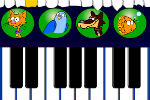 Igra Životinjski Klavir – Igre Sviranja