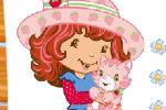 Strawberry Shortcake Memory Game