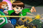 Ben 10 Motorcycle Driving – Ride Map