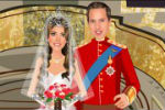 Royal Wedding – Dress Up Game