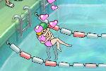 Igra Ljubljenje na bazenu – Igre Ljubljenje