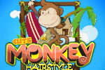 Cute Monkey Dress Up Game – Animal Games