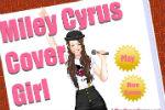 Miley Cyrus Oblačenje za Časopis