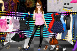 Celebrity Games – Miley Cyrus Dress Up